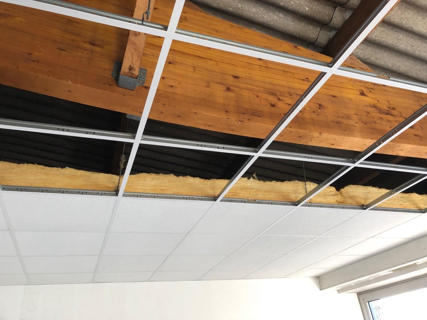 Plafond à Rennes