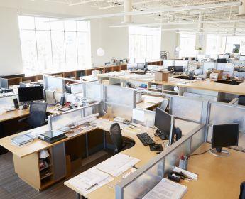 La cloison amovible : un élément indispensable dans un bureau de travail
